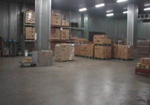 冷蔵物流倉庫